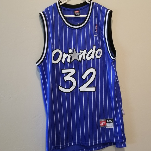 buy online 21e02 8af89 Orlando Magic Shaq Jersey